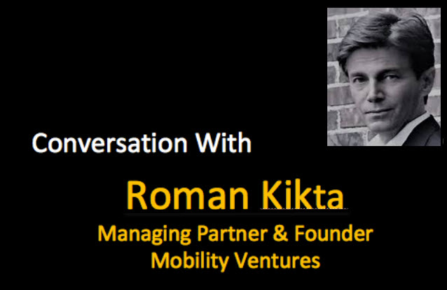 A Conversation with Roman Kikta